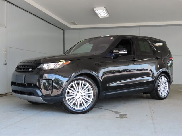 2018 Land Rover Discovery SE Mission  KS