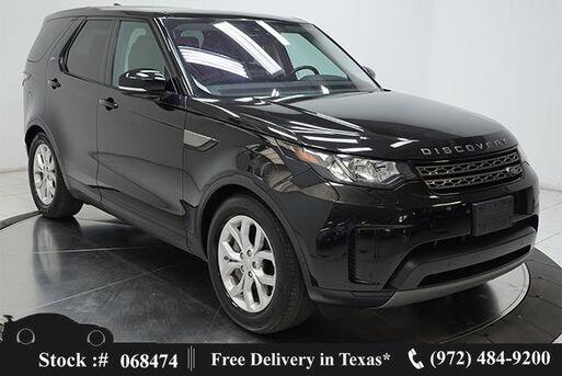 2018_Land Rover_Discovery_SE NAV,CAM,PANO,HTD STS,PARK ASST,BLIND SPOT_ Plano TX