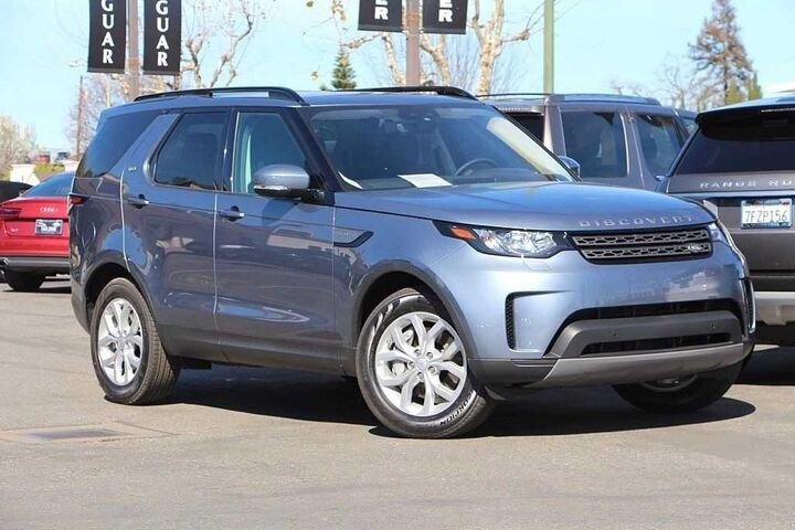 2018 Land Rover Discovery SE Redwood City CA