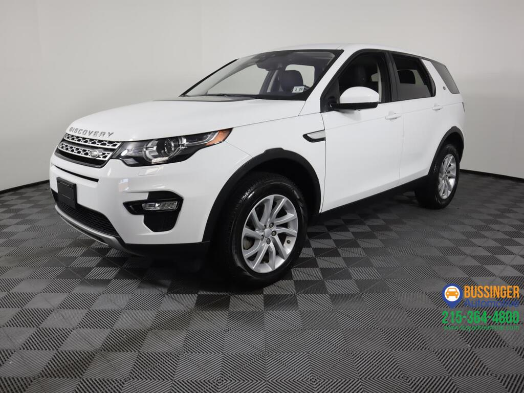 2018 Land Rover Discovery Sport HSE - All Wheel Drive Feasterville PA