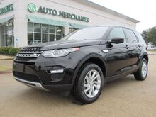 2018_Land Rover_Discovery Sport_HSE 237 HP NAV, 3RD ROW, BACKUP CAM_ Plano TX