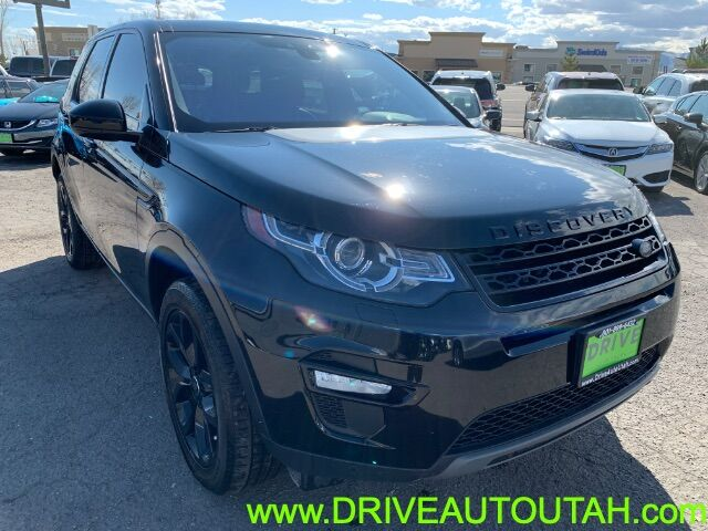 2018 Land Rover Discovery Sport HSE 237 HP Pleasant Grove UT