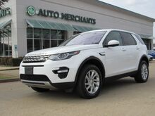 2018_Land Rover_Discovery Sport_HSE 237 HP**Panoramic Roof*Bluetooth System,Back-Up Camera_ Plano TX