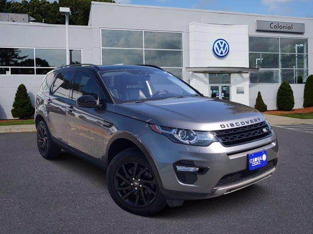 2018 Land Rover Discovery Sport HSE 4WD Westborough MA