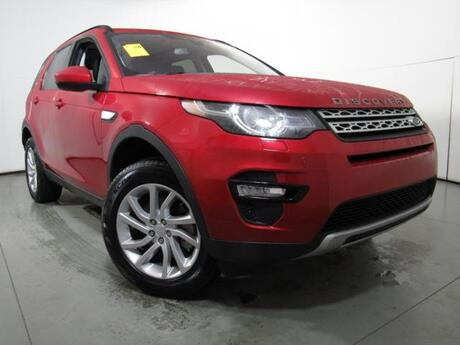 2018 Land Rover Discovery Sport HSE 4WD Cary NC