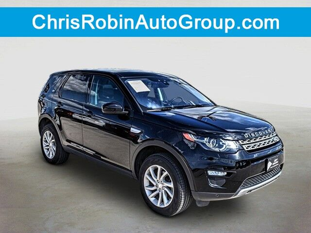 2018 Land Rover Discovery Sport HSE 4WD Midland TX