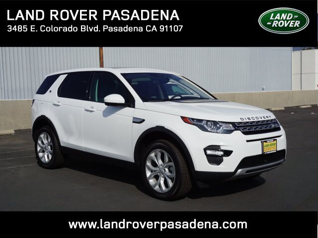 2018 Land Rover Discovery Sport HSE 4WD Pasadena CA