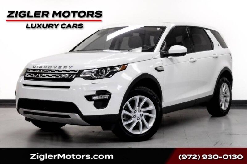 2018 Land Rover Discovery Sport HSE Addison TX