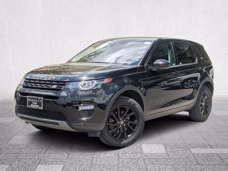 2018 Land Rover Discovery Sport HSE San Antonio TX