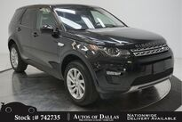 Land Rover Discovery Sport HSE CAM,PANO,PARK ASST,18IN WLS,HID LIGHTS 2018