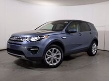 2018_Land Rover_Discovery Sport_HSE_ Cary NC