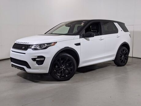 2018 Land Rover Discovery Sport HSE Cary NC