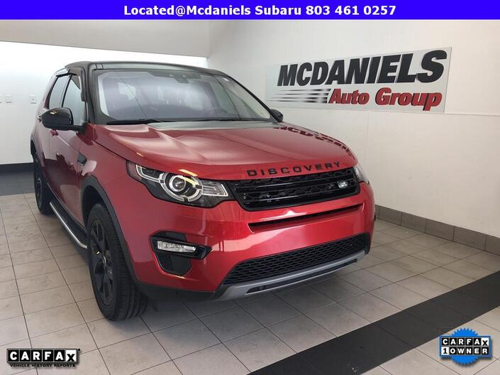 2018 Land Rover Discovery Sport HSE Columbia SC