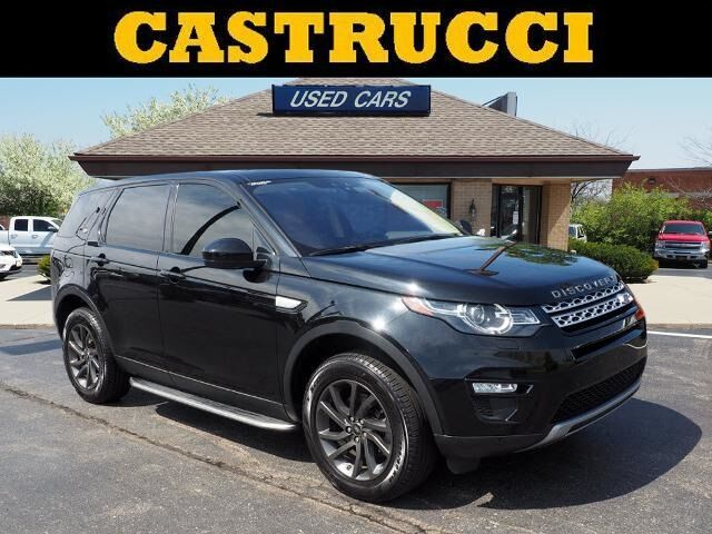 2018 Land Rover Discovery Sport HSE Dayton OH