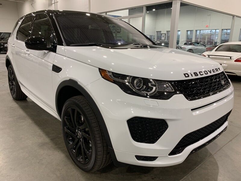 2018_Land Rover_Discovery Sport_HSE Dynamic_ Charlotte NC