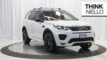 2018_Land Rover_Discovery Sport_HSE Dynamic_ Sacramento CA