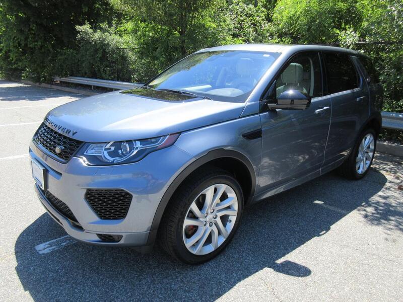 2018_Land Rover_Discovery Sport_HSE Luxury_ Warwick RI