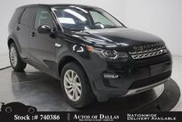 Land Rover Discovery Sport HSE NAV,CAM,PANO,PARK ASST,18IN WHLS 2018