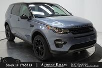 Land Rover Discovery Sport HSE NAV,CAM,PANO,PARK ASST,19IN WHLS 2018
