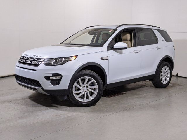 2018 Land Rover Discovery Sport HSE Raleigh NC