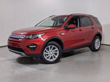 2018_Land Rover_Discovery Sport_HSE_ Raleigh NC