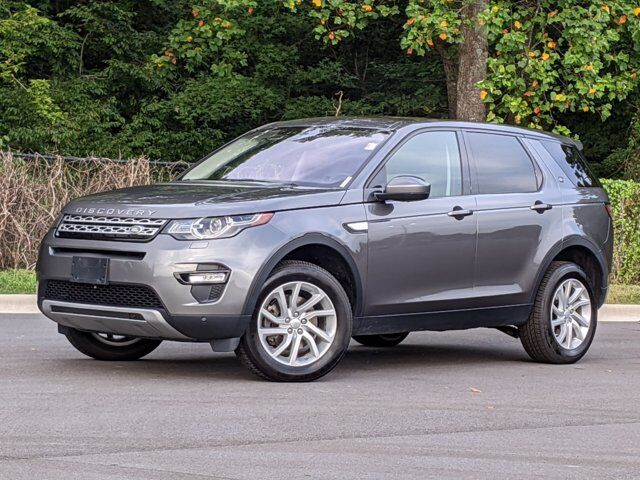 22018 Land Rover Discovery Sport HSE