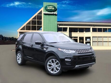 2018 Land Rover Discovery Sport HSE Redwood City CA