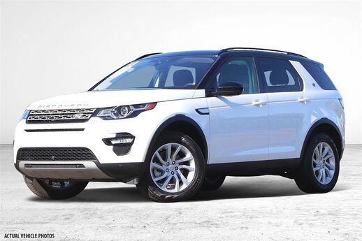 2018 Land Rover Discovery Sport HSE San Jose CA