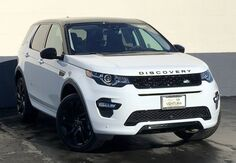 2018_Land Rover_Discovery Sport_HSE_ Ventura CA