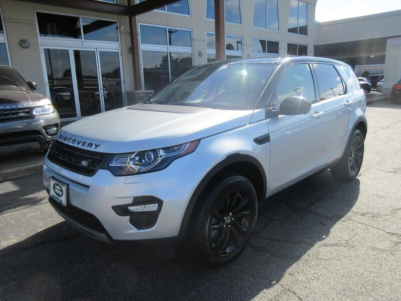 2018_Land Rover_Discovery Sport_HSE_ Warwick RI
