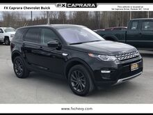 2018_Land Rover_Discovery Sport_HSE_ Watertown NY