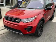 2018_Land Rover_Discovery Sport_SE 4WD_ Cary NC