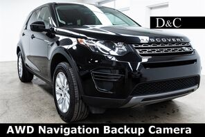2018_Land Rover_Discovery Sport_SE AWD Navigation Backup Camera_ Portland OR