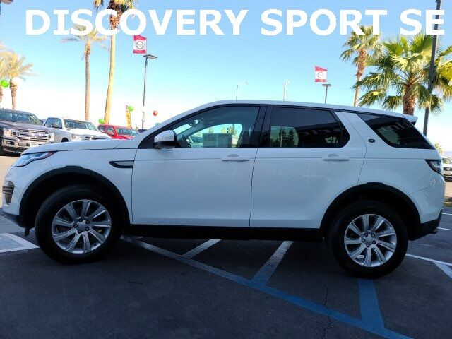 2018 Land Rover Discovery Sport SE Cathedral City CA