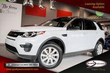 2018 Land Rover Discovery Sport SE Climate Comfort Black Design Package Navigation Blind Spot 1 Owner