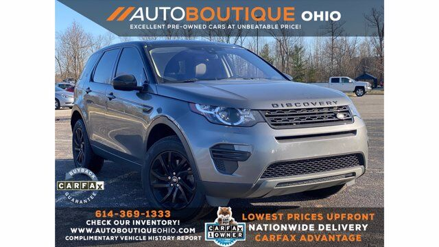 2018 Land Rover Discovery Sport SE Columbus OH