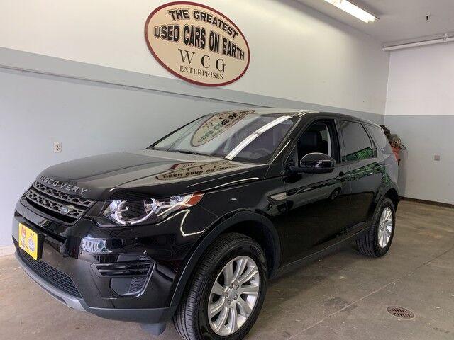 2018 Land Rover Discovery Sport SE Holliston MA