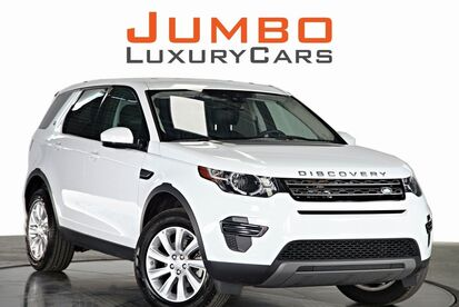 2018_Land Rover_Discovery Sport_SE_ Hollywood FL