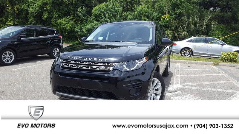 2018 Land Rover Discovery Sport SE Jacksonville FL