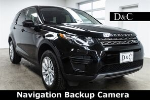 2018_Land Rover_Discovery Sport_SE Navigation Backup Camera_ Portland OR