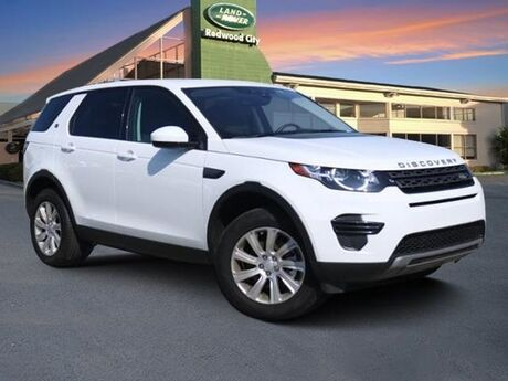 2018 Land Rover Discovery Sport SE Redwood City CA