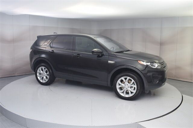 2018 Land Rover Discovery Sport SE San Francisco CA