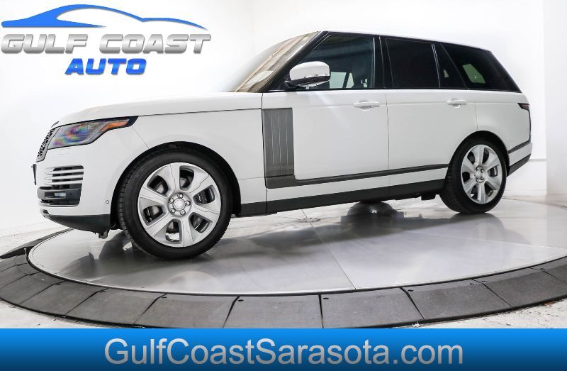 2018 Land Rover RANGE ROVER LOADED WARRANTY LIKE NEW COLOR COMBO L@@K Sarasota FL