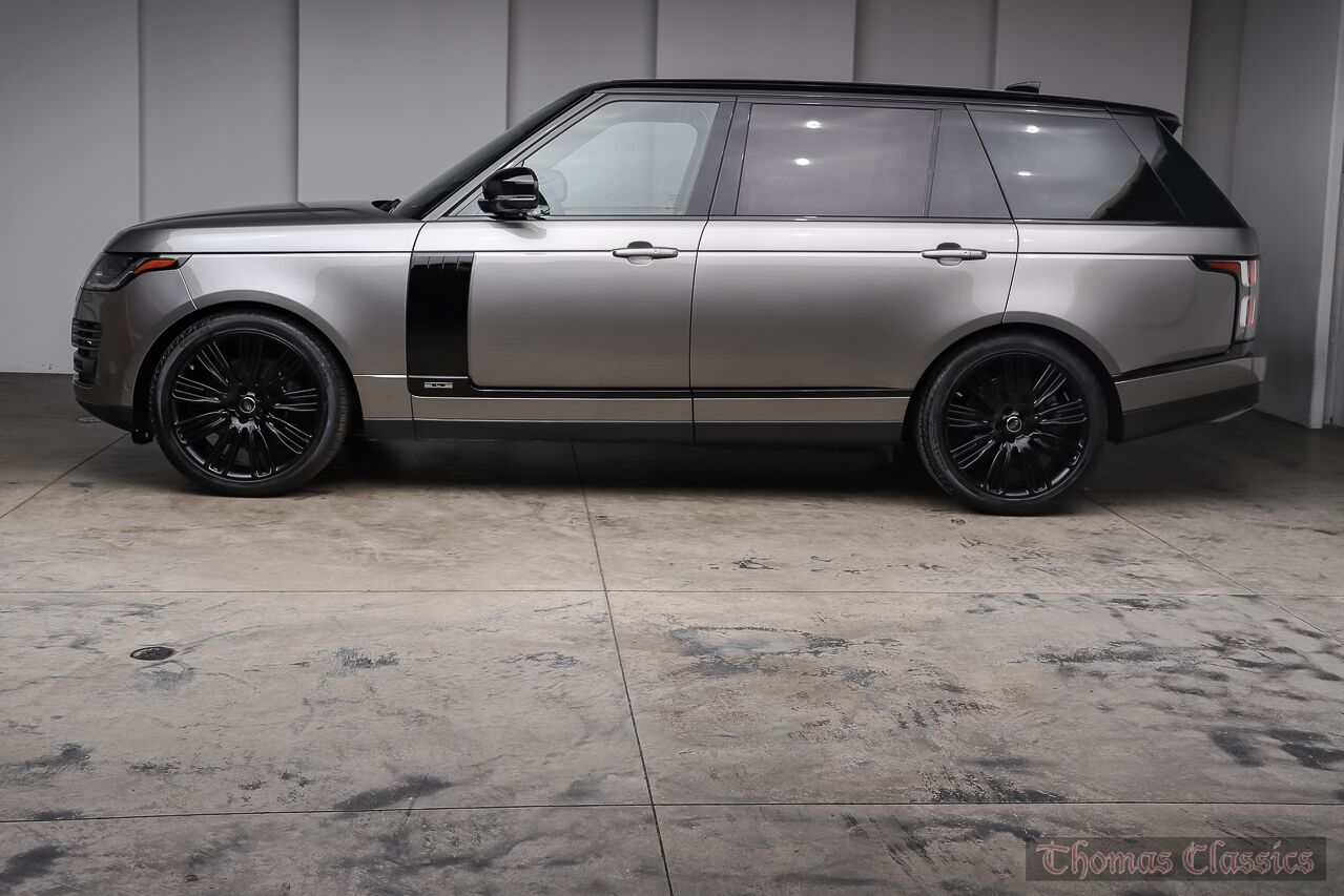 2018 Land Rover Range Rover  Akron OH