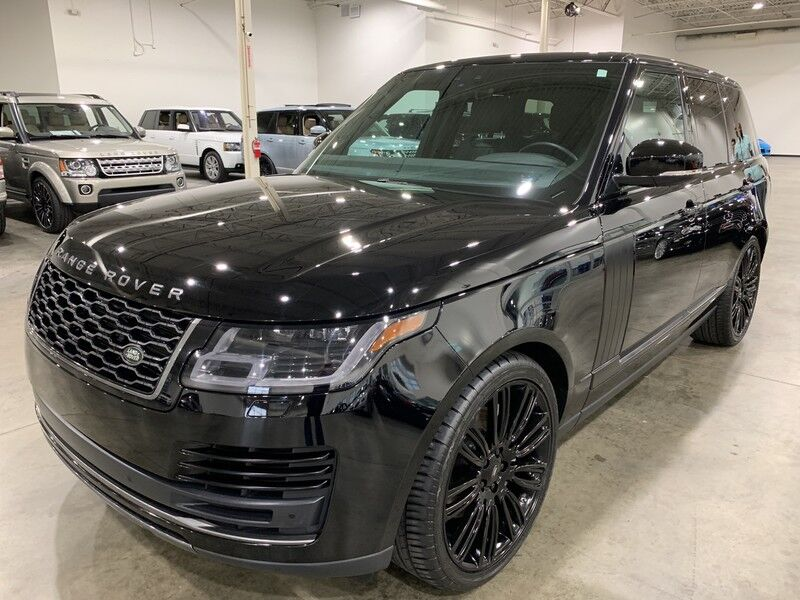 2018_Land Rover_Range Rover__ Charlotte NC