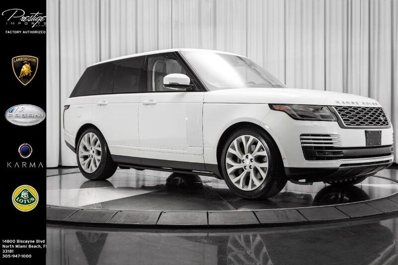 2018_Land Rover_Range Rover__ North Miami Beach FL