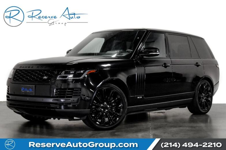 2018 Land Rover Range Rover  The Colony TX