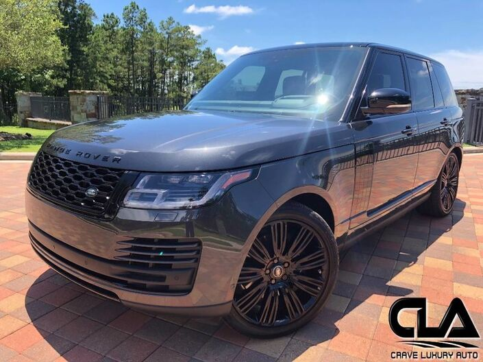 2018 Land Rover Range Rover  The Woodlands TX