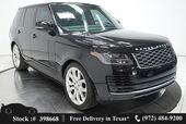 2018 Land Rover Range Rover 3.0L V6 SC HSE NAV,CAM,PANO,4-CLMT STS,HEADS UP