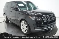 Land Rover Range Rover 3.0L V6 SC HSE NAV,CAM,PANO,4-CLMT STS,HEADS UP 2018